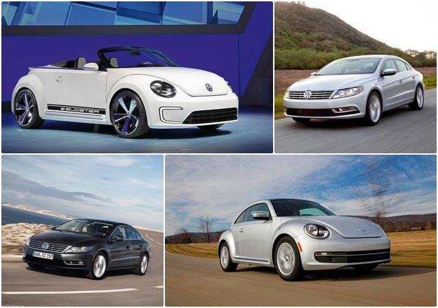 Volkswagen 2013 เท่ล้ำ! เฉี่ยวทุกมุมมอง