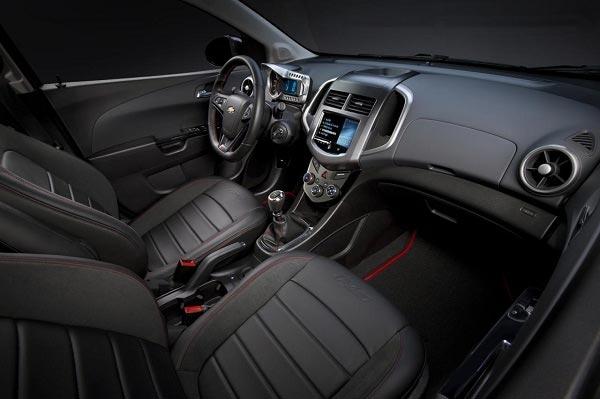 2013 Chevrolet Aveo Sonic