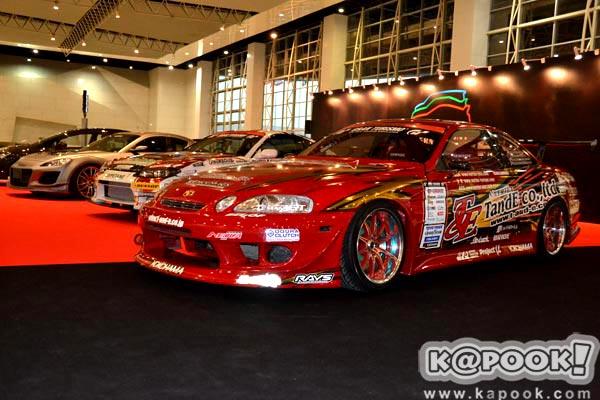 Bangkok Auto Salon 2012