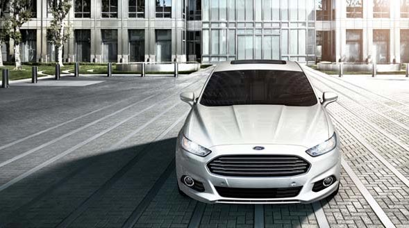 Ford Fusion2013