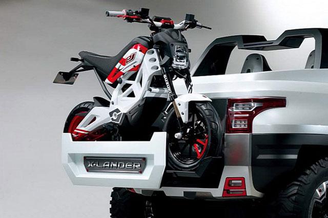 Suzuki Extrigger,ซูซูกิ เอ็กซ์ทริกเกอร์