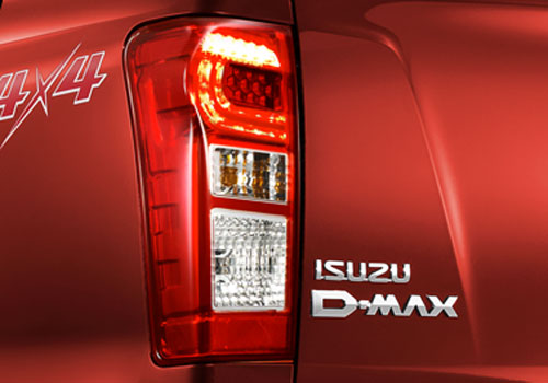 ISUZU D-MAX SuperDaylight