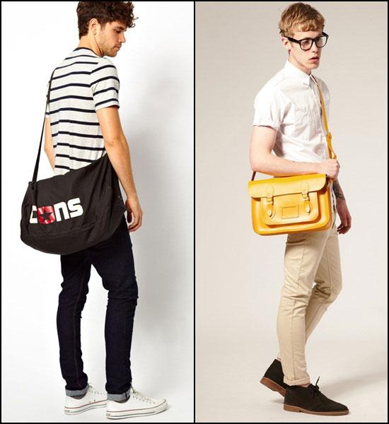 กระเป๋าสะพายข้าง
