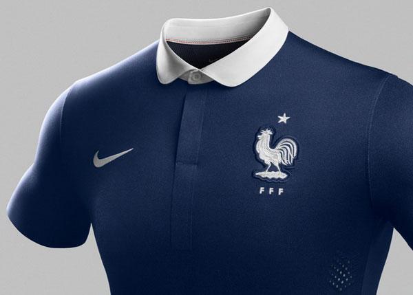 เสื้อทีมชาติฝรั่งเศษ 2014