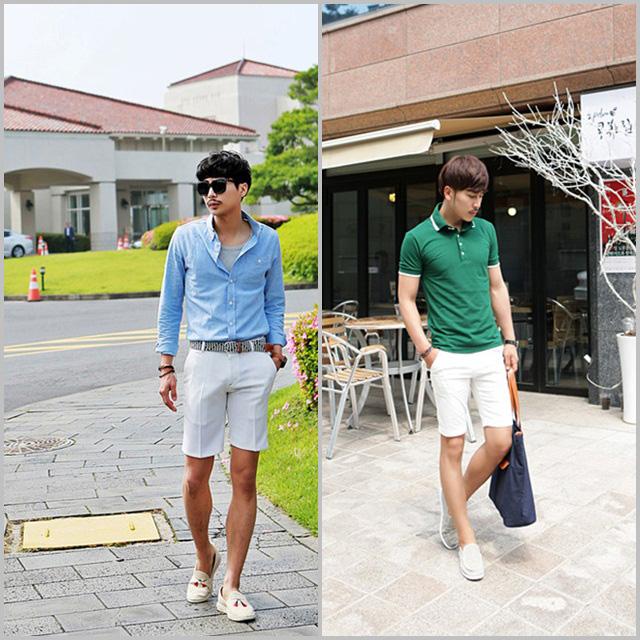 กางเกงขาว