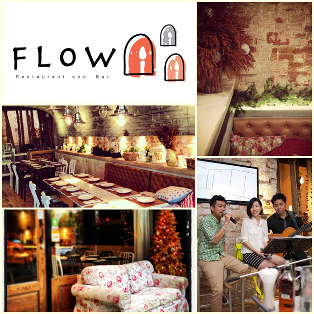 ร้าน Flow Restaurant and Bar