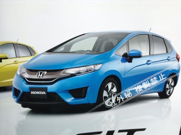 Honda Jazz 2014