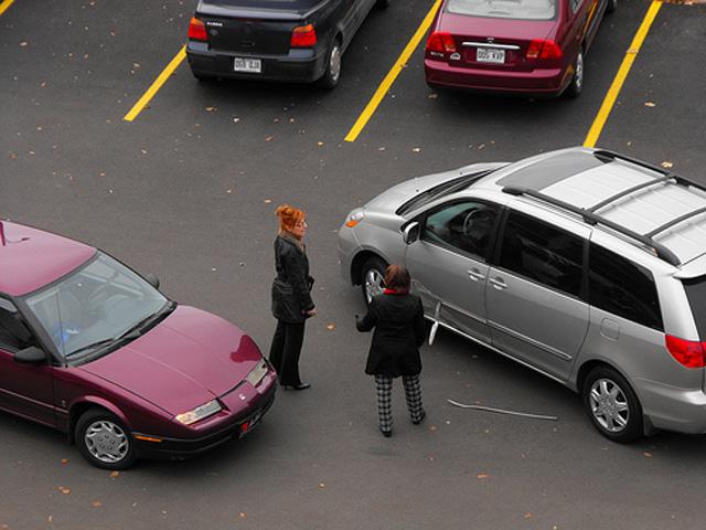 การเคลมประกันภัยรถยนต์