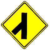 ทางโทเชื่อมทางเอกจากซ้าย