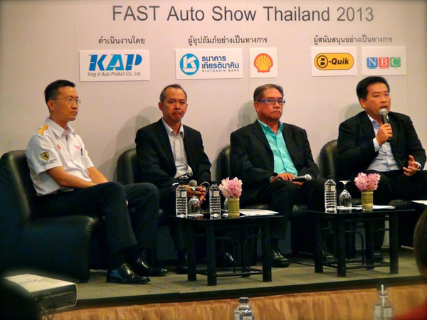 Fast Auto Show Thailand 2013