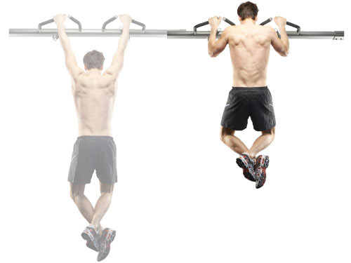 Pull-up hold