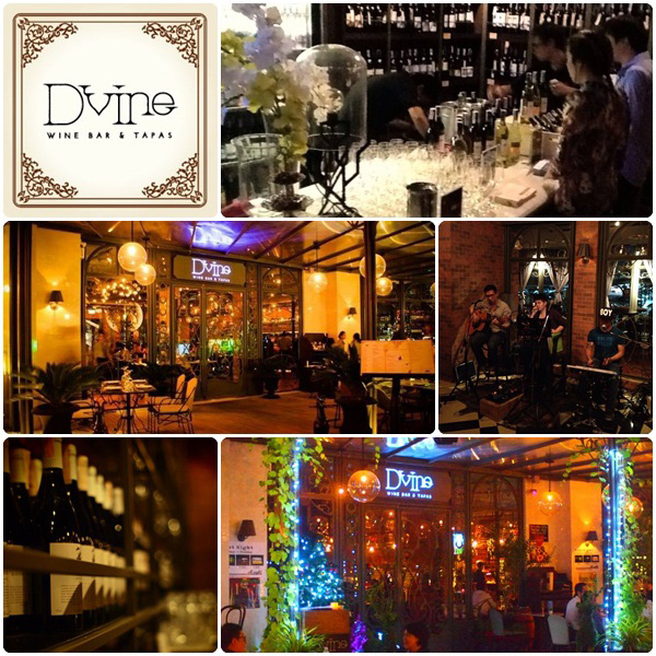 D'vine Wine Bar & Tapas
