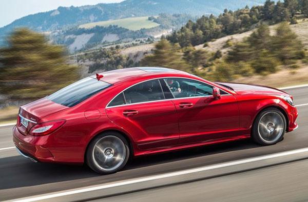 Mercedes Benz CLS-Class