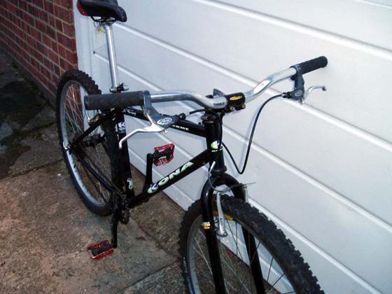 แฮนด์จักรยาน