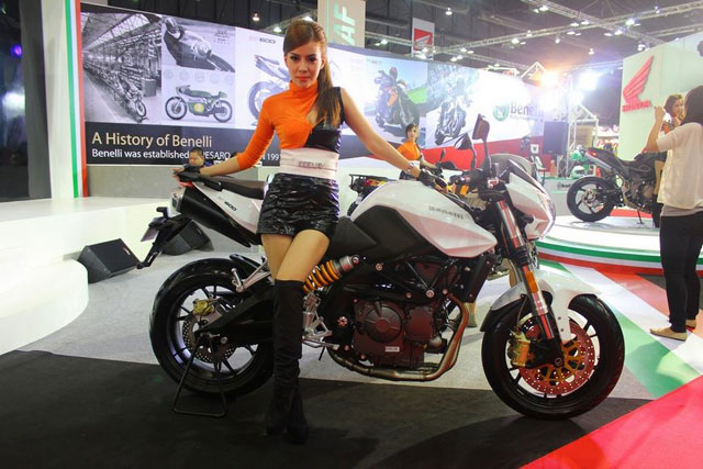 Benelli TNT 600 Big Bike