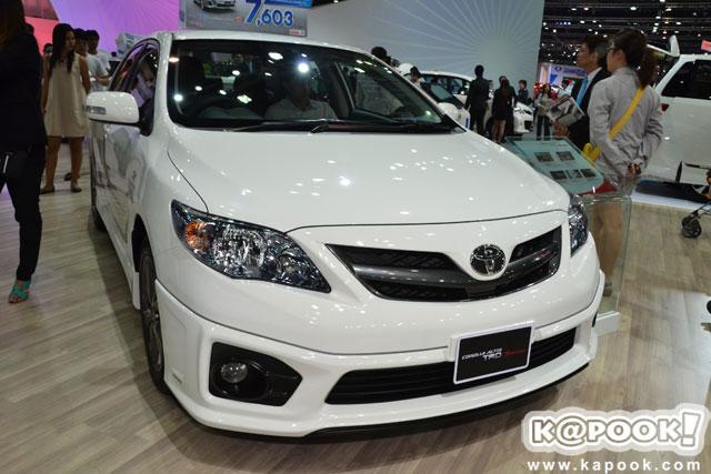 Toyota Altis TRD