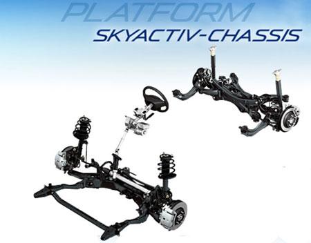 SKYACTIV-Chassis