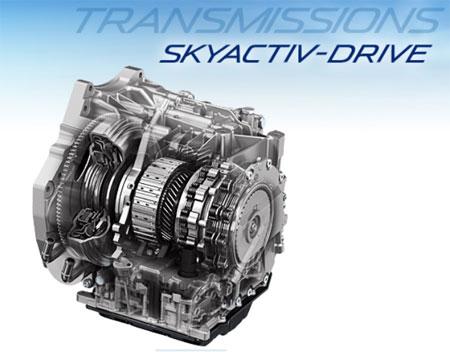 SKYACTIV-Drive
