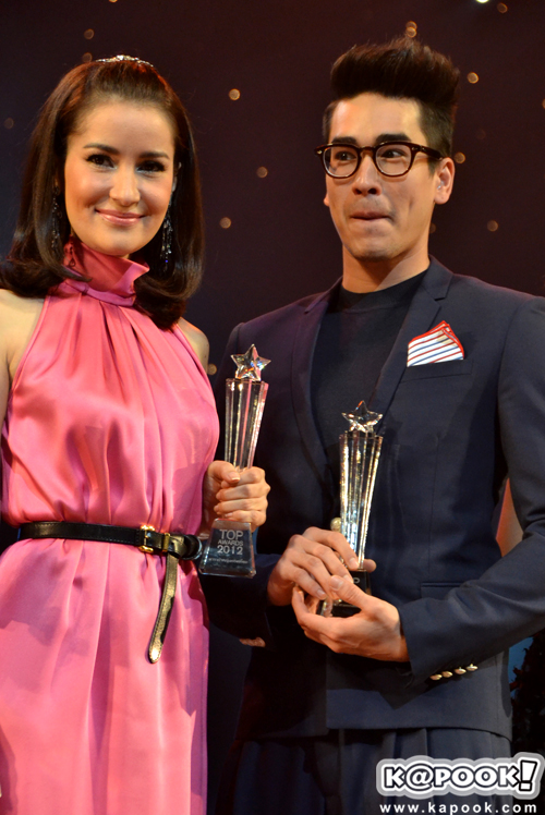 Top Awards 2012