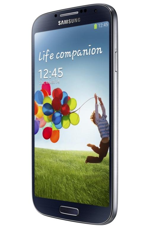 Samsung เปิดตัว Galaxy S4 ฟีเจอร์ใหม่จัดเต็ม