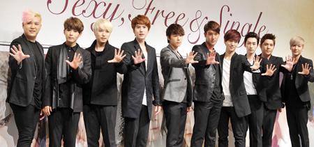 เผยอันดับสุดยอดเพลงเกาหลี ปี 2012 Super Junior แชมป์ยอดขายสูงสุด