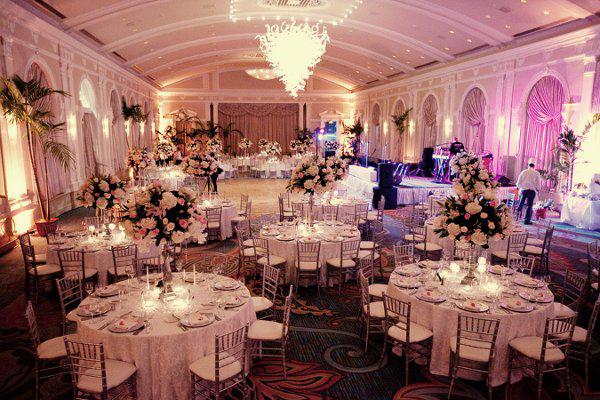 ไอเดียการจัดดอกไม้ในงานแต่งงาน