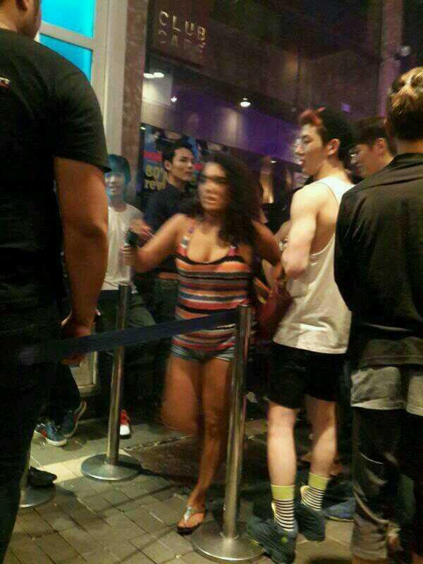 โจควอน 2AM เที่ยวบาร์เกย์เมืองไทย