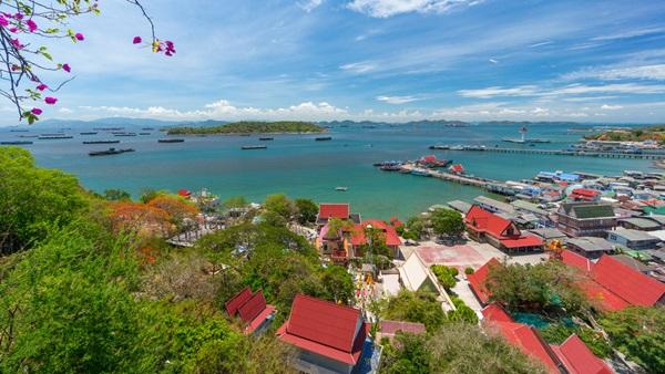 8 เหตุผลที่ควรสะพายเป้ไปเช็กอิน ณ เกาะสีชัง