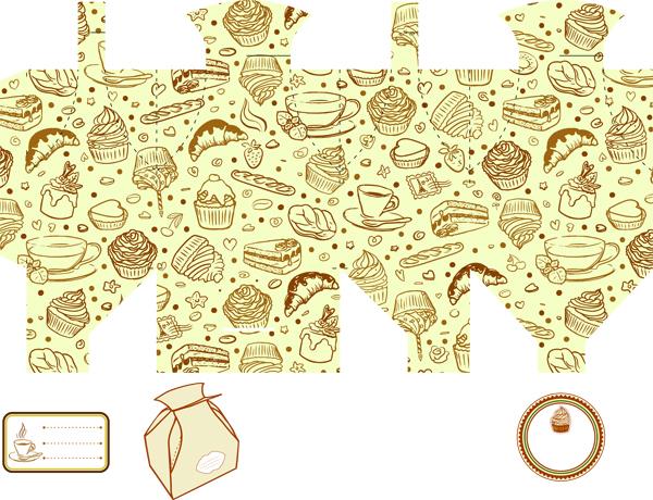 12 วิธีทำกล่องใส่ขนม ทำเองได้ง่าย ๆ ประหยัดงบ